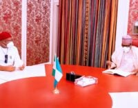 Uzodimma: IPOB's serious firing power made me ask Buhari for military support in Orlu