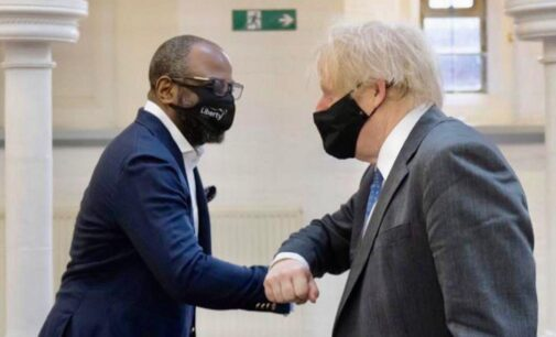 Boris Johnson meets Nigerian pastor, other church leaders over COVID vaccination