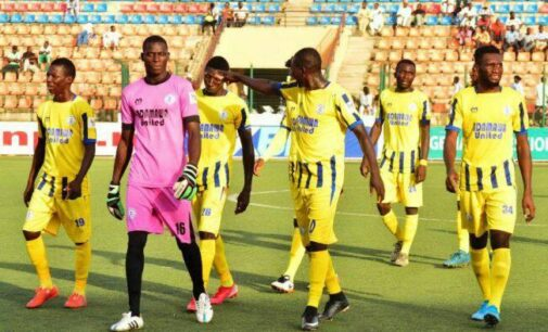 THE INSIDER: 'Paucity of funds, mismanagement' responsible for Adamawa United's poor form