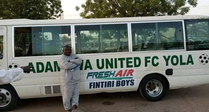 Kidnappers free Adamawa Utd driver after receiving N1m ransom