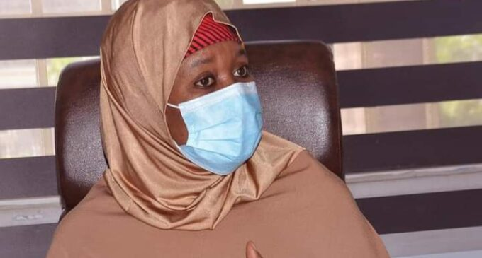 Aisha Yesufu: Buhari's body language enables terrorists… his words mean nothing