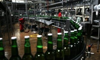 Nigerian Breweries posts 4.3% jump in revenue on post-lockdown recovery