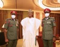 Yusuf Dodo takes over as Buhari's new ADC
