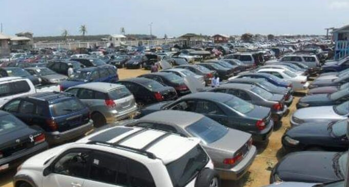 Customs begins implementation of reduced vehicle import levy