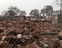 Shasha market crisis: Court remands 7 suspects for 'arson, murder'