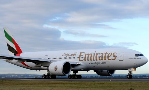 FG suspends Emirates flights from Nigeria — second time in 2021