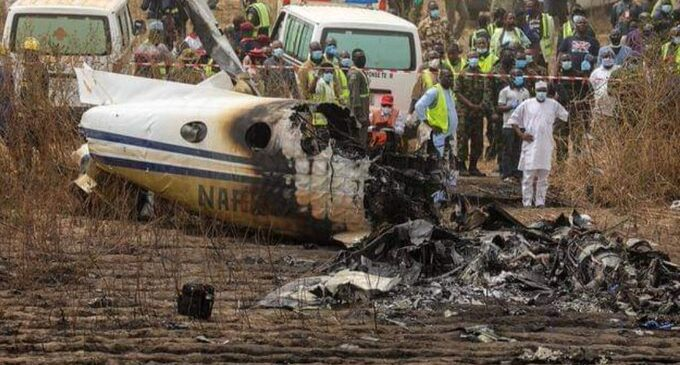 REVEALED: Officers on crashed flight were on mission to rescue Kagara students