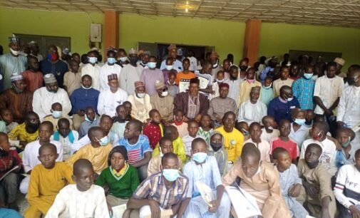 Zulum secures admission for 959 out-of-school children in Borno