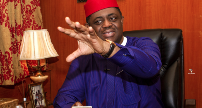 FACT CHECK: Are these photos of 'military attack against bandits' shared by Fani-Kayode true?