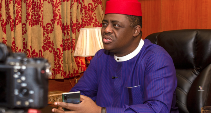 'N4.6bn fraud': Judge fines Fani-Kayode N200k over absence in court
