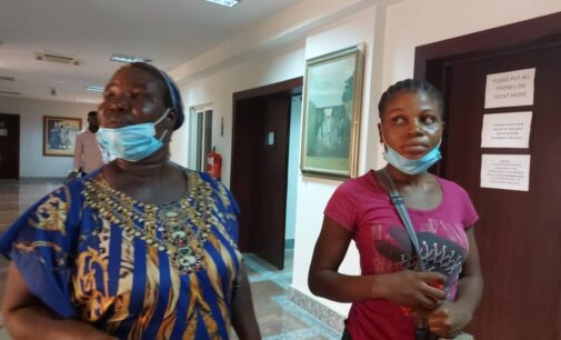 My father was shot and dragged into police station, petitioner tells Lagos panel