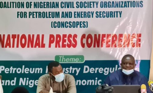 CSOs to labour leaders: Resisting petrol deregulation may slow national progress