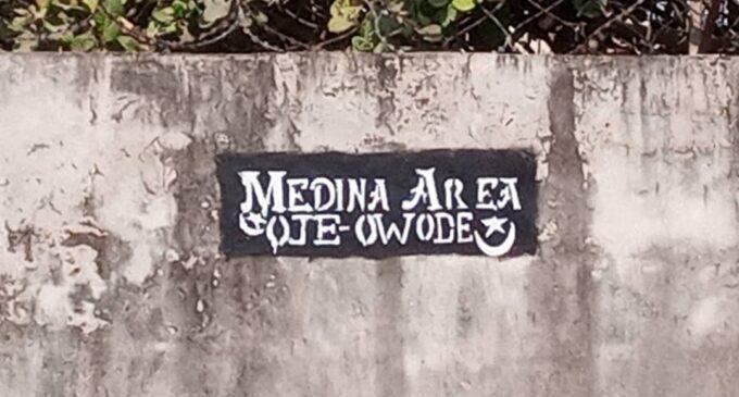 INSIDE STORY: Medina vs Jerusalem — religious tension brews over renaming of Oyo community