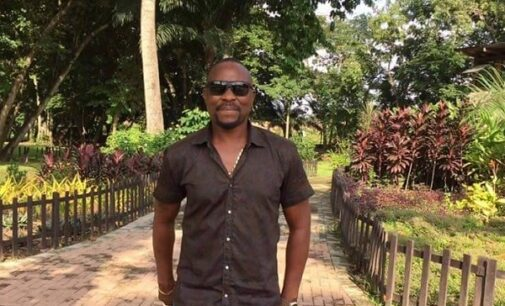 EXTRA: Fayose's brother flaunts receipt of N500k 'seed' to Fatoyinbo's church