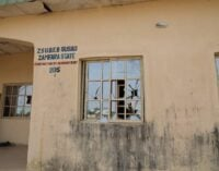 Journalists attacked as residents protest abduction of Jangebe schoolgirls