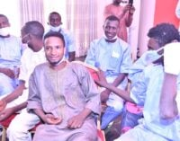 PHOTOS: Kidnapped Niger travellers reunite with their families