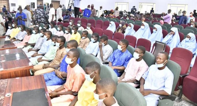 Kagara students: Those who have military parents were beaten badly by bandits