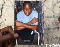 EXCLUSIVE PHOTOS: Children abducted from GSC Kagara — and what they left behind