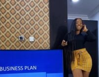 EXTRA: Lady asked to write proposal after requesting business funds from husband