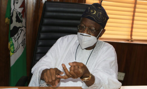 Nothing wrong in dialoguing with bandits, says FG