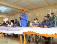 I will not allow ethnic war to be ignited under my watch, Makinde vows
