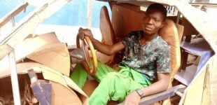 SPOTLIGHT: Meet Michael Ibitoye, self-taught 'engineer' who built a car from scrap