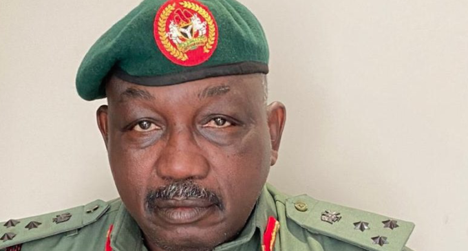 Army appoints Mohammed Yerima as spokesperson