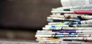 Newspaper Headlines: Doctors strike halts activities in government hospitals