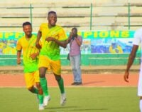 NPFL wrap-up: Wikki Tourists edge Rangers as Rivers suffer defeat