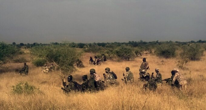 Two killed as troops engage insurgents in Yobe