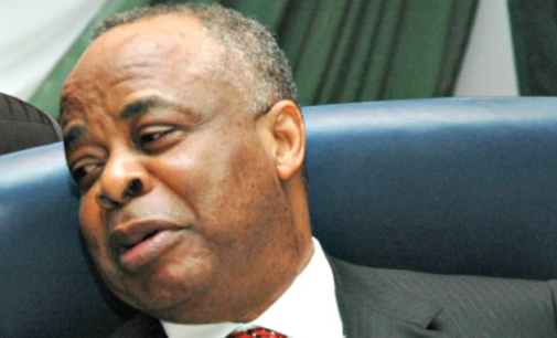 Ken Nnamani: APC may find it difficult to produce a candidate of Buhari's calibre in 2023
