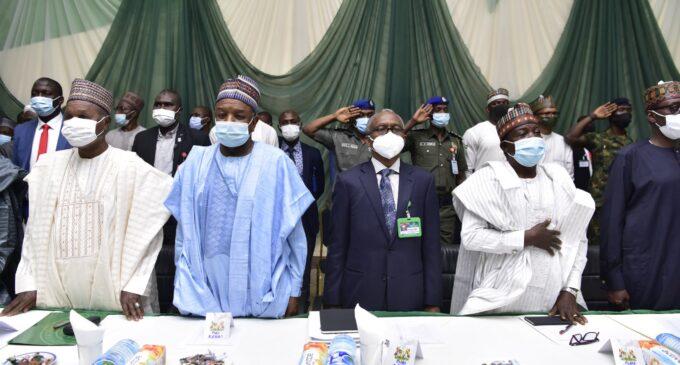 El-Rufai: Security agencies need superior weapons — NOT prayers