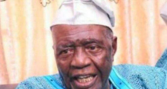 Aliu Omokide, ex-Bendel lawmaker, dies at 87