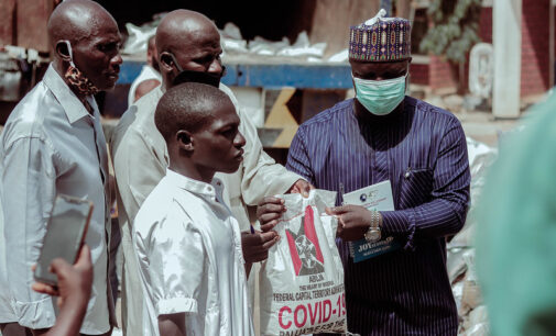 10 months after outbreak, youth still tracking $8.9bn COVID-19 funds in Nigeria
