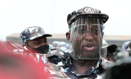 'It's inhuman' — Lagos CP orders probe into molestation of #OccupyLekkiTollGate protesters