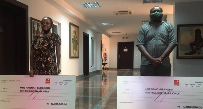 Lagos panel awards N10m each to two victims of police misconduct