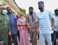 Oyo crisis: Makinde finally visits Ibarapa