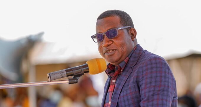 Lalong: We wouldn't have farmer-herder crisis if livestock plan was implemented