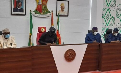 We'll present common position on constitution review, say south-west governors