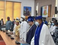 PHOTOS:  South-west governors, traditional rulers meet over insecurity