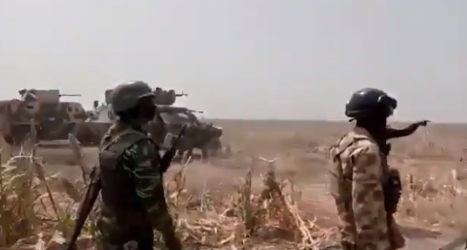 VIDEO: Troops take over 'Shekau's farm', dare him to come out