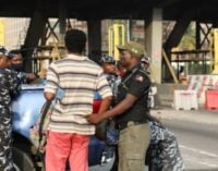Lekki toll gate protesters 'to be charged to court'