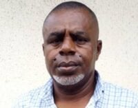 NDLEA nabs 'drug baron' — 10 years after escaping arrest