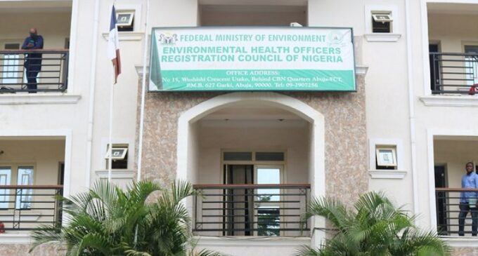 A tale of two registrars and impunity at environmental health registration council
