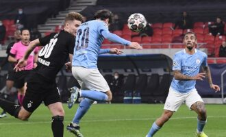 UCL results: Man City, Real Madrid enjoy crucial away wins