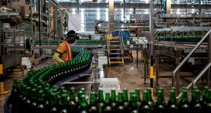 Nigerian Breweries: Strong first quarter raises hopes for big recovery in 2021