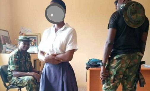 ICYMI: Student berated for tainted hair tries to shoot teacher in Cross River