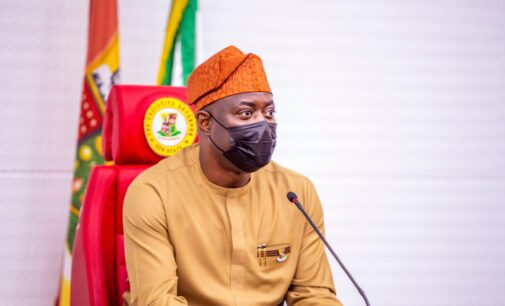 Governors must speak with one voice against insecurity, says Makinde