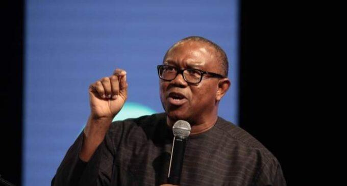 Peter Obi: Nigeria rewarding bandits while owing lecturers salaries