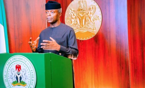 Osinbajo calls for right policy action to actualise AfCFTA prospects